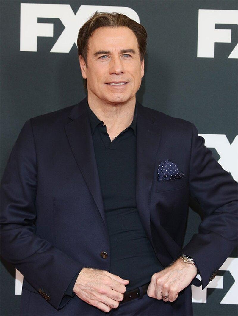 El actor estuvo en Atlanta para promocionar su nueva serie.