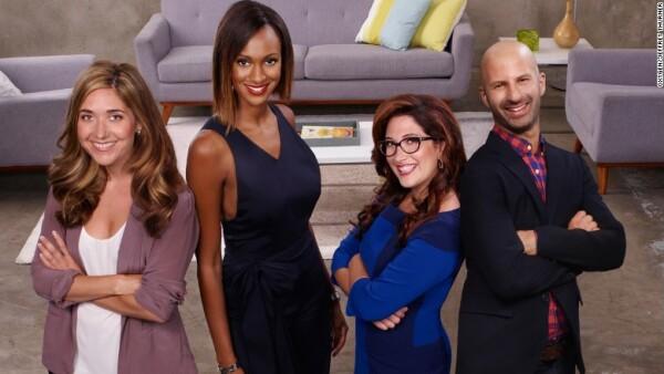 En este reality show, los cuatro inversionistas tienen que estar de acuerdo en invertir en el negocio antes de que el empresario reciba el dinero.