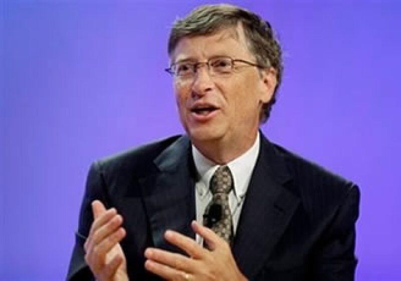 El confundador de Microsoft, Bill Gates, instó al presidente Obama a enfocar sus recursos en programas de largo plazo. (Foto: AP)