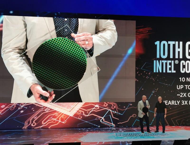 Intel presenta su procesador de décima generación