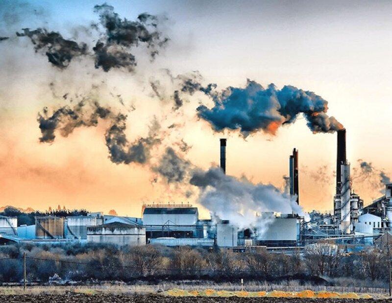 Estamos viviendo unos niveles altísimos de contaminación.