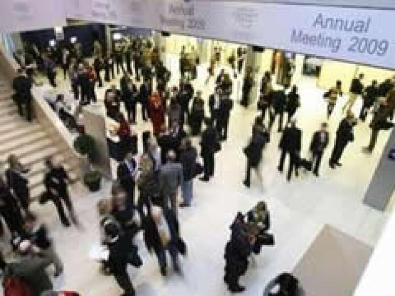 Decenas de líderes mundiales acuden al Foro de Davos que inicia este miércoles. (Foto: Reuters)
