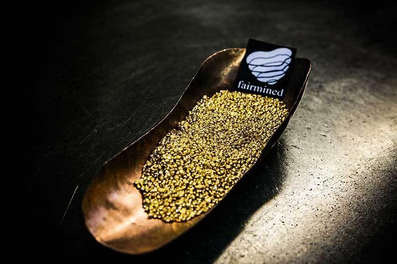Oro amarillo Chopard
