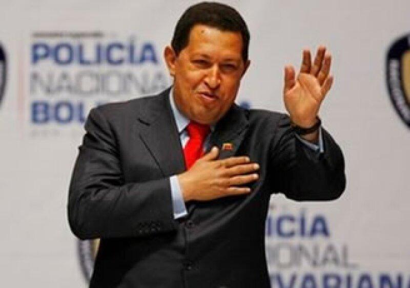 El Gobierno de Hugo Chávez quiere transformar al sistema bancario de Venezuela. (Foto: AP)