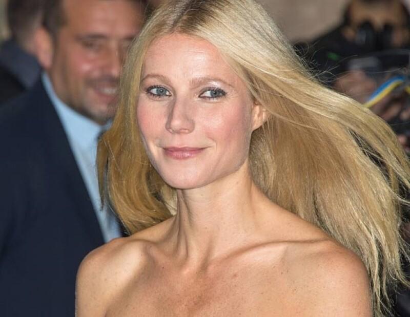 Gwyneth Paltrow ha tenido detractores por su forma tan estricta de llevar una vida sin carbohidratos, sin embargo, los resultados saltan a la vista con delgada figura.