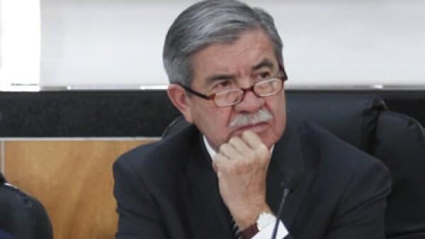 La Cámara de Diputados recibió informes indiviudales de la Cuenta Pública 2014 entregados por el auditor federal Juan Portal. (Foto: Cuartoscuro)