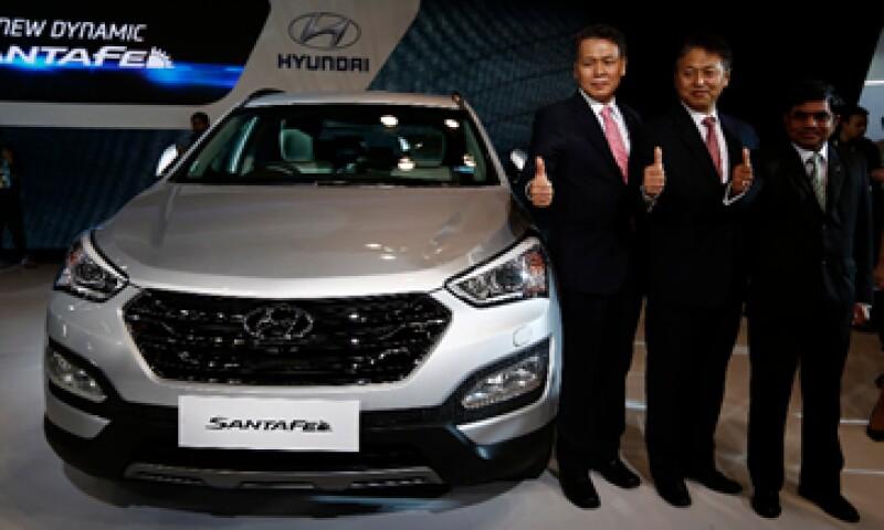 Hyundai anunció la apertura de una subsidiaria y distribuidores en Ciudad de México, Guadalajara y Monterrey. (Foto: Reuters)