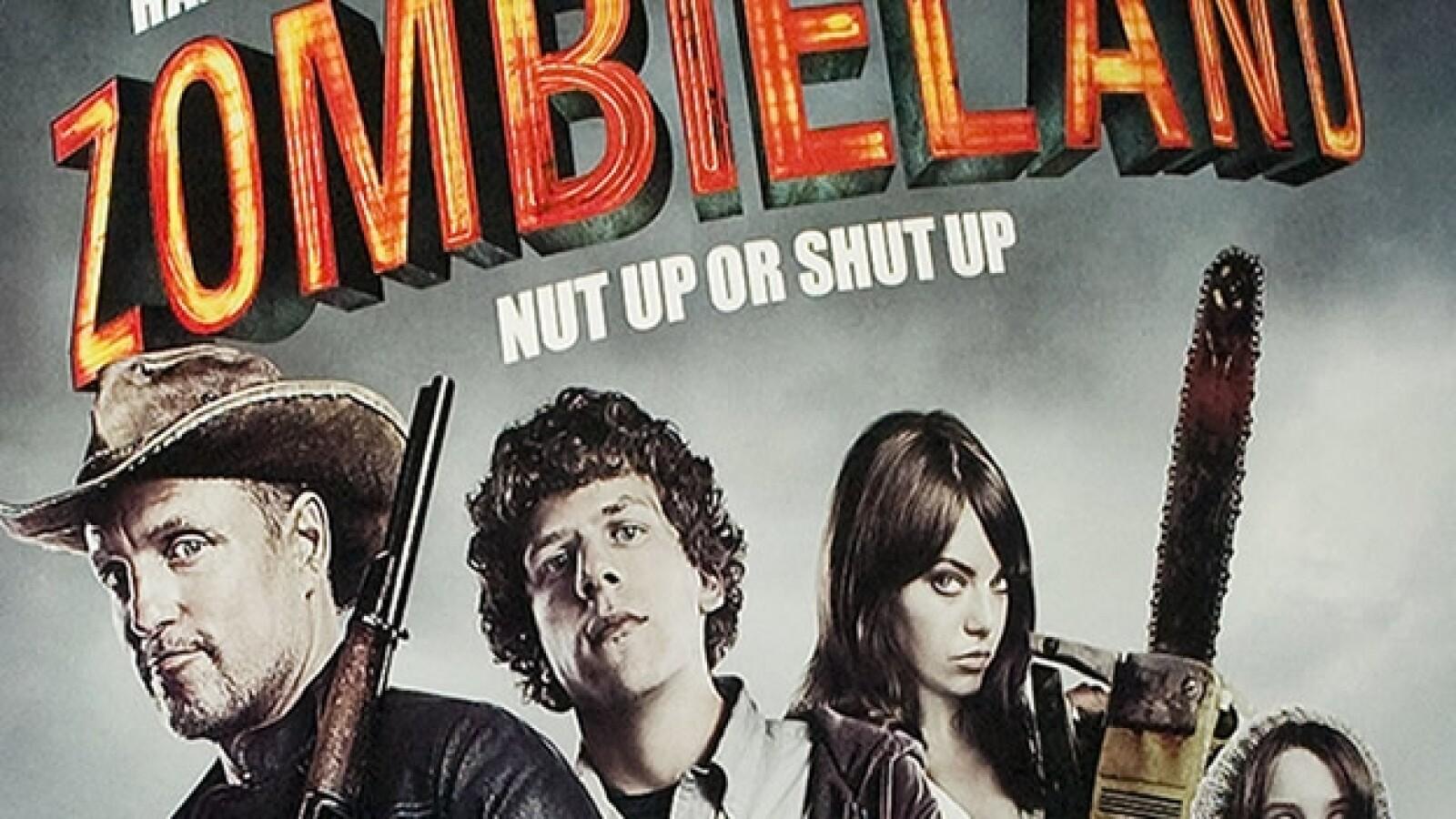 cartel de zombieland