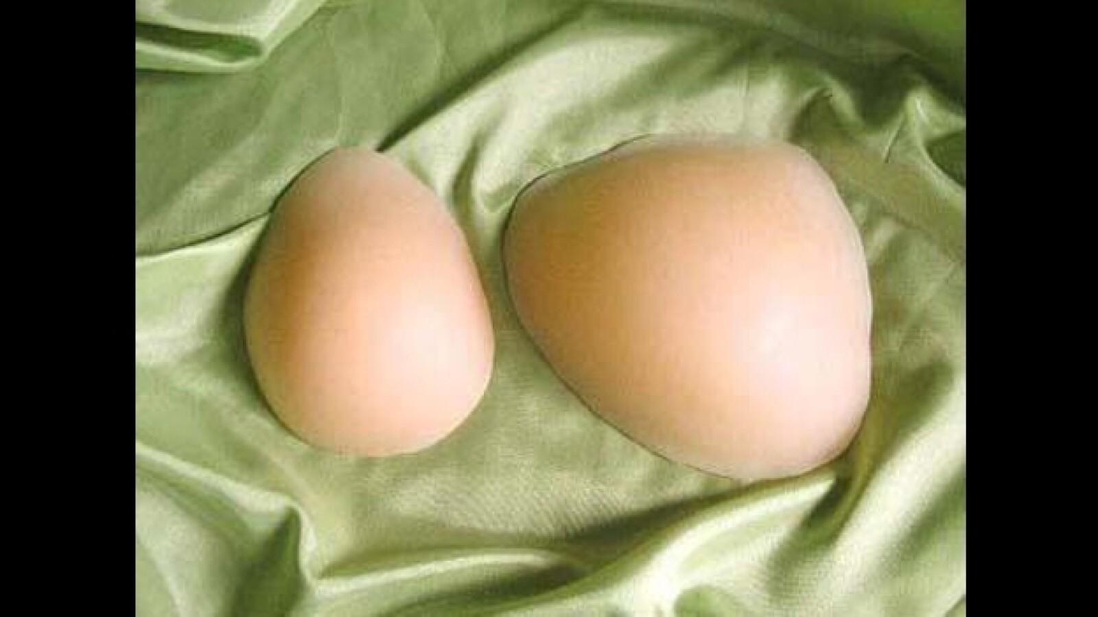 protesis gel polimero mastectomia
