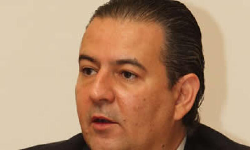 Gutiérrez Candiani es candidato de unidad para encabezar la presidencia del CCE en el periodo 2012-2013. (Foto: Notimex)