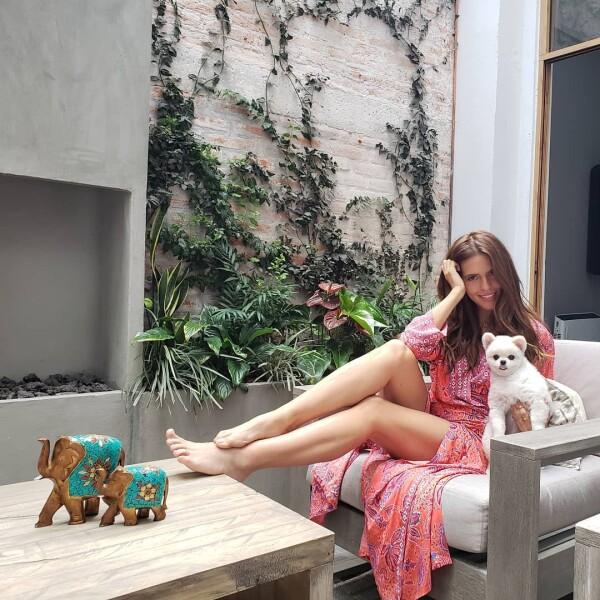 Cayetana es la dueña del corazón de Claudia Álvarez