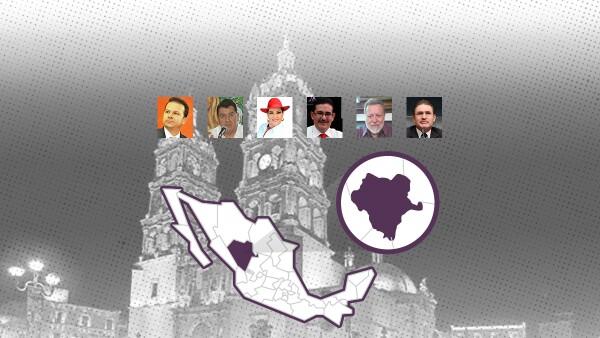 Durango renovará su gobernador para las elecciones del 5 de junio.