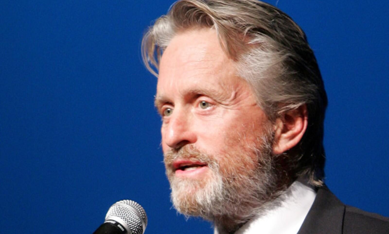 El director, productor y actor recibió el Premio Cristal en 2006.