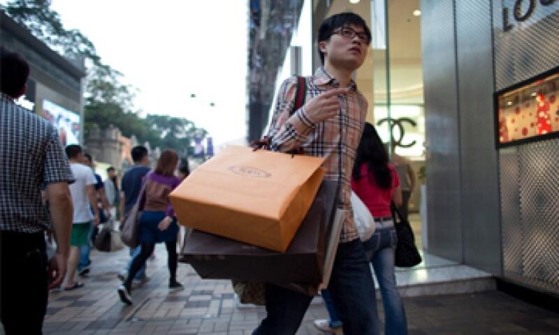 La cifra indica que la segunda economía del mundo aún no alcanza pleno crecimiento, y se espera que desacelere todavía más. (Foto: Getty Images)
