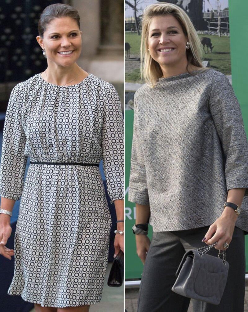 Según una encuesta hecha a lectoras alemanas, las royals favoritas de las teutonas son la princesa heredera de Suecia y la reina de Holanda.