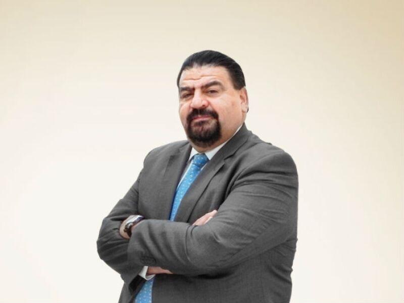 Eduardo Solís, presidente ejecutivo de la AMIA