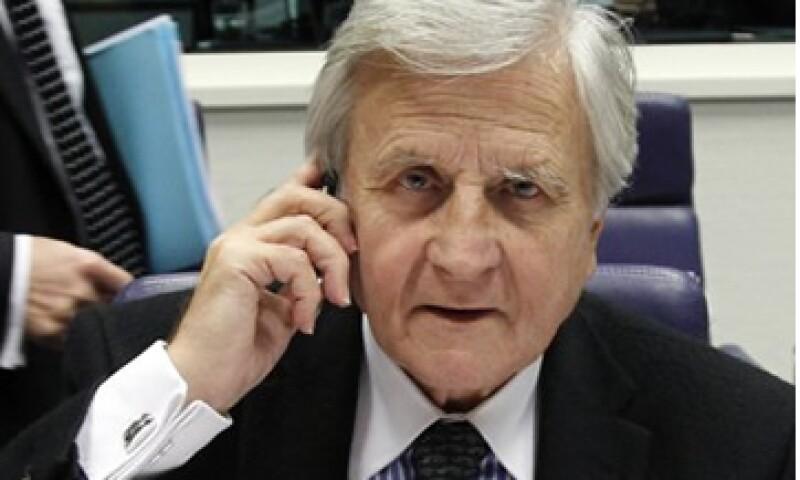 Los inversores esperan que el BCE, dirigido por Jean-Cloude Trichet baje la tasa referencial. (Foto: Reuters)