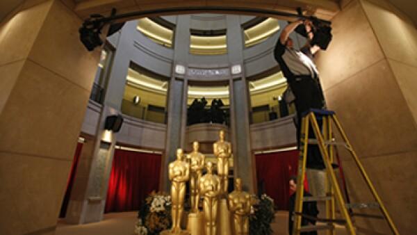 Sólo dos veces desde 2002 los Oscar han tenido una audiencia superior a los 40 millones. (Foto: AP)