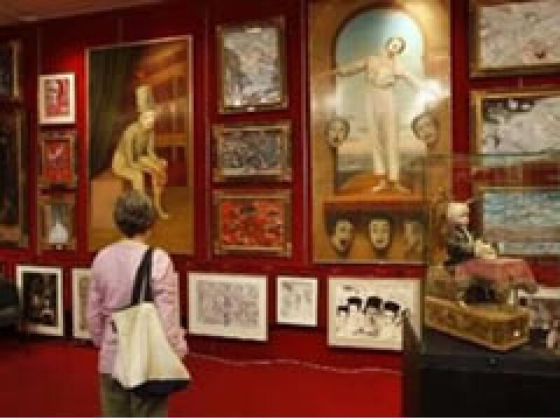 La subasta incluye fotografías personales del famoso mimo. (Foto: Reuters)