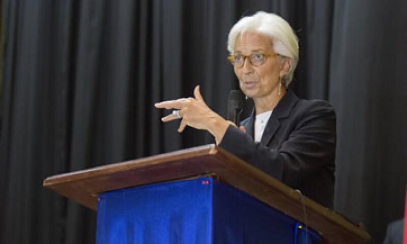 La directora del FMI espera que Naciones Unidas adopte una agenda que permita un desarrollo sustentable para los próximos 15 años (Foto: Reuters/Archivo )