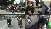 Estos paramédicos motorizados salvan las vidas que el sistema de salud no puede