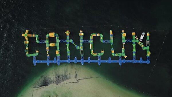 parque cancún wibit