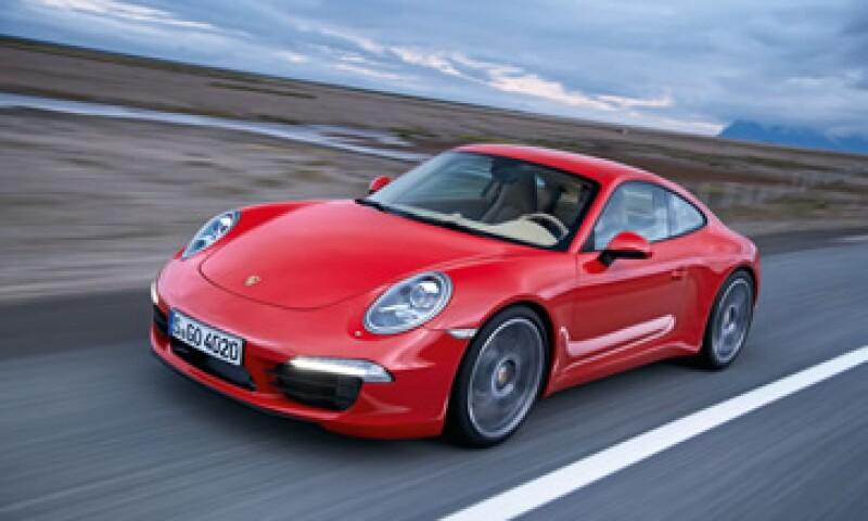 El mayor mercado para los automóviles de Porsche es Estados Unidos. (Foto: AP)