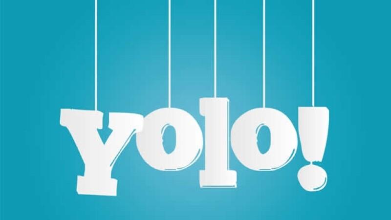 La expresión YOLO ya forma parte de las aceptadas por el Diccionario Oxford