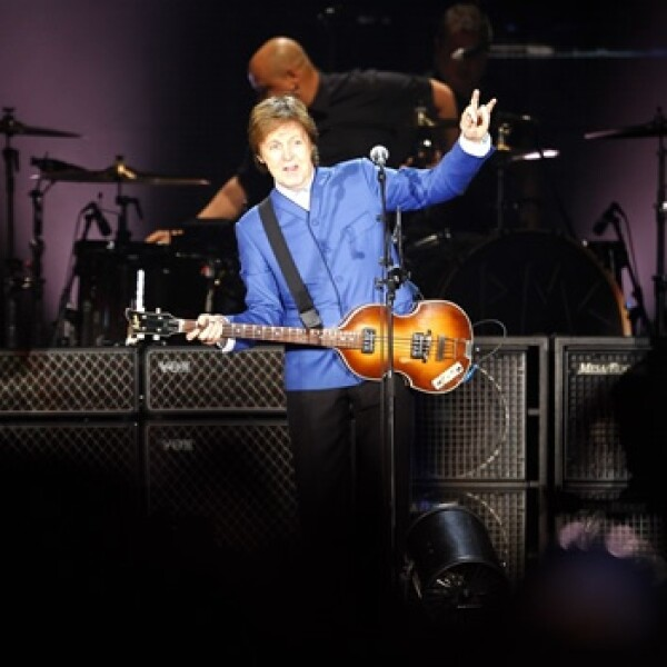 maccartney da un concierto en montevideo