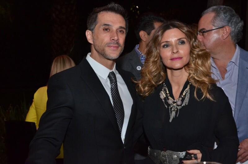 La esposa de Sergio Mayer Bretón dio su opinión sobre la polémica foto de Natália Subtil, con quien su hijastro espera un bebé.