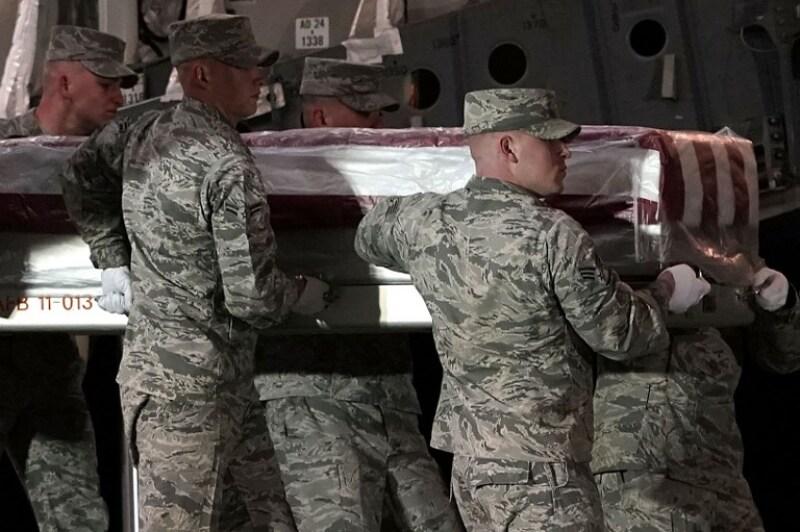 Donald Trump invasión a Irak Afganistán Medio Oriente