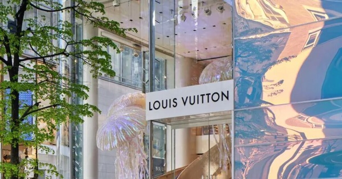 La moda y la arquitectura transforman a Louis Vuitton