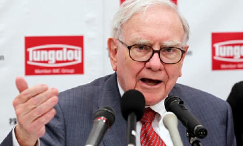 Warren Buffett asegura que no tiene idea de cómo terminará la crisis de la eurozona. (Foto: Reuters)