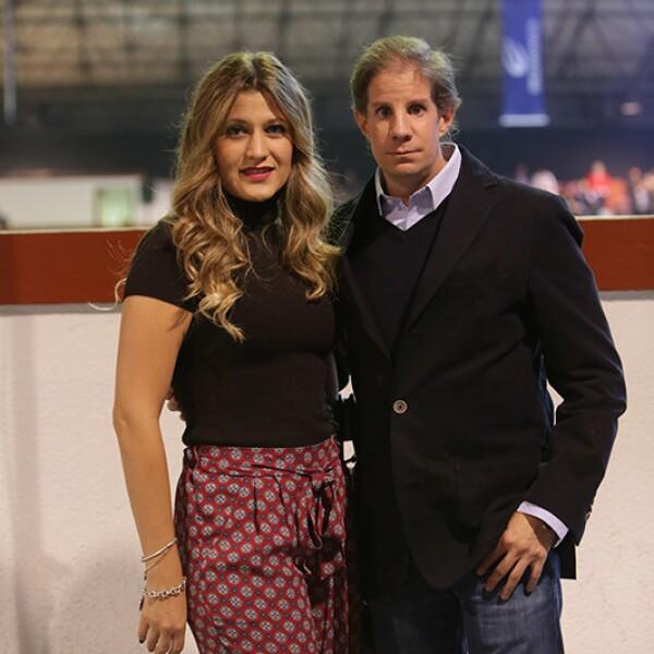 Ari y Javier Gil