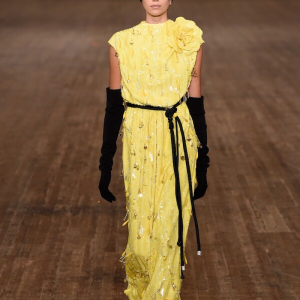 Marc Jacobs show, Runway, Spring Summer 2018, New York Fashion Week, USA - 13 Sep 2017