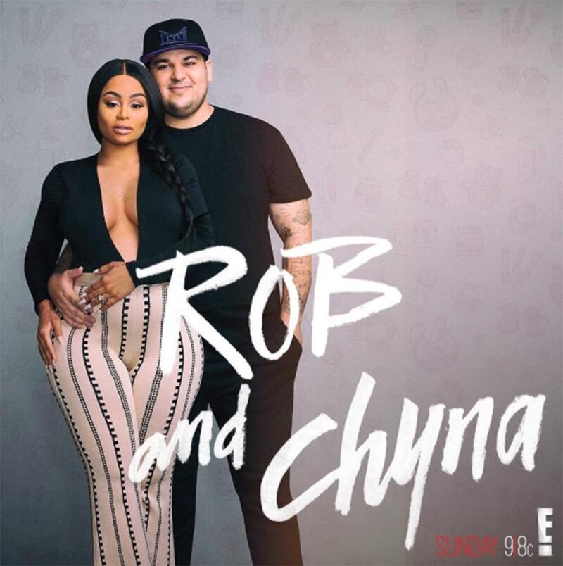 Rob Kardashian, Blac Chyna
