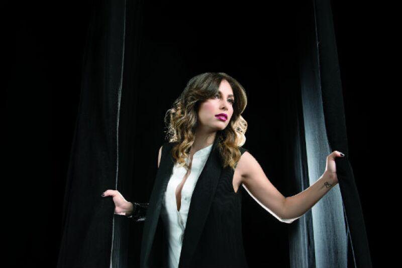 Gloria Aura vive el éxito que el musical Los Locos Addams está logrando en México.