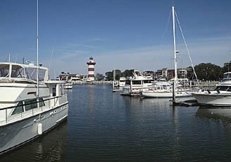 El complejo de Grupo Mall incluye una marina para 150 yates. (Foto: Jupiter Images)
