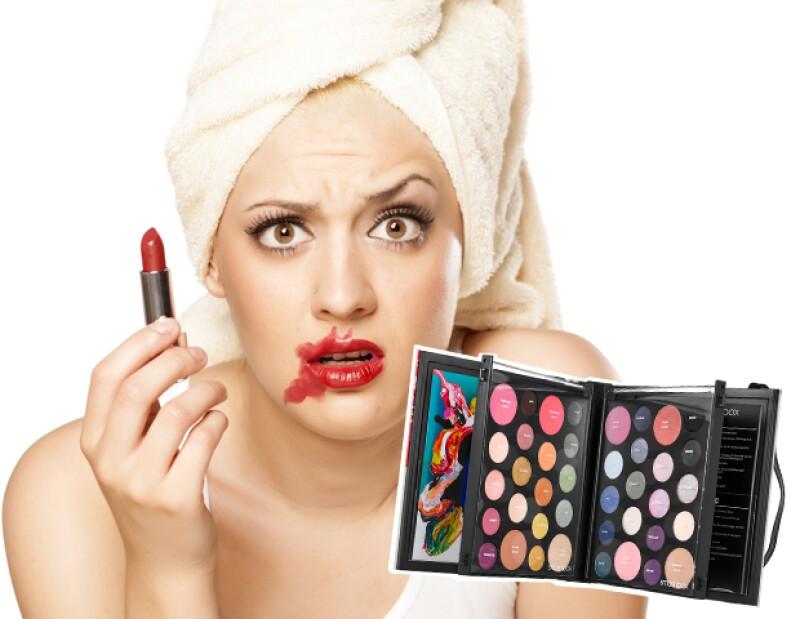No lleves productos que no conoces. No sabes cómo reaccionará tu piel a ellos.