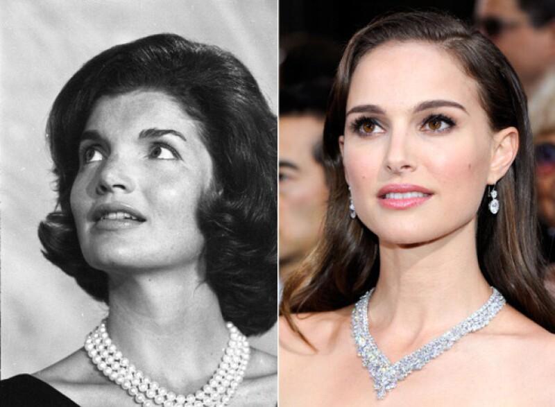 El nuevo proyecto que protagoniza la actriz hollywoodense, relata la etapa clave en la vida de la ex primera dama de Estados Unidos.
