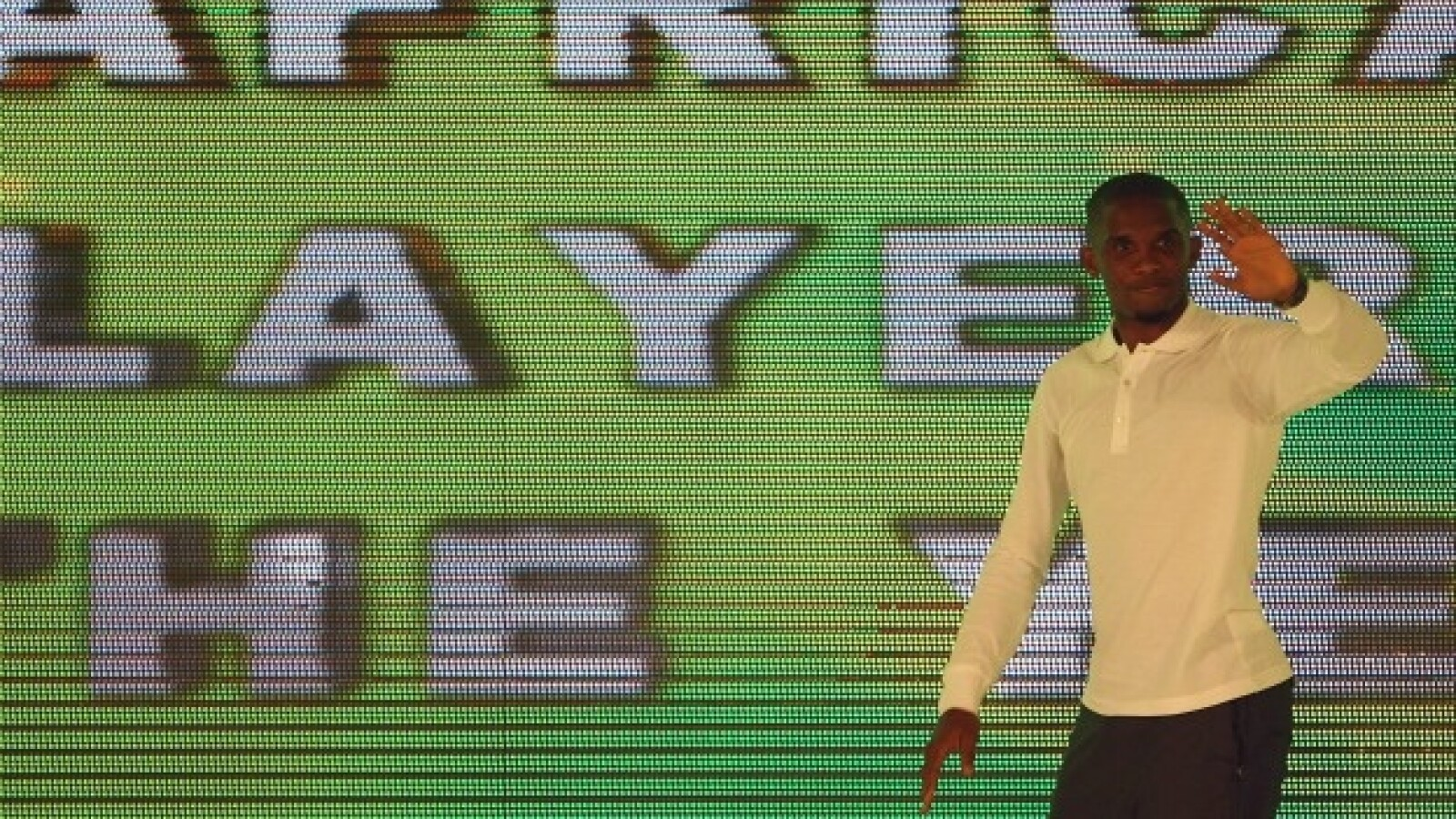 Samuel Eto'o es nombrado por cuarta vez mejor futbolista africano