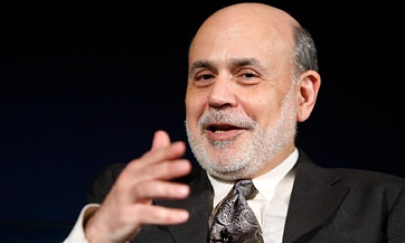Ben Bernanke finalizará su mandato en la Fed el 31 de enero. (Foto: Reuters)