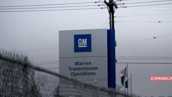 General Motors despedirá a 4,000 trabajadores