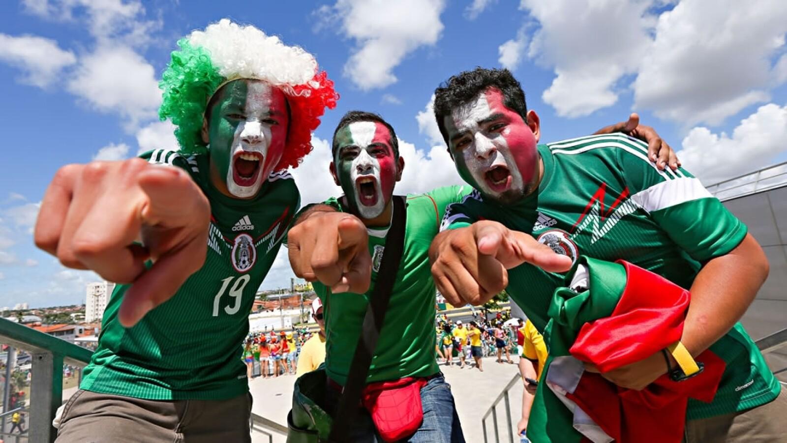 México, aficionados