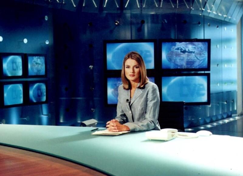 La española se hizo famosa en España por su emisión de noticias en Telediario.