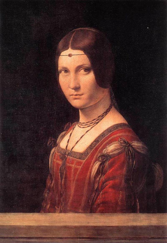La Bella Princessa también causó sensación por tener el mismo efecto que Mona Lisa.