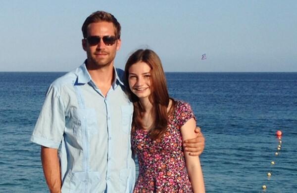 La hija del actor demandó a la compañía automotriz por la muerte de su papá, ocurrida en 2013.