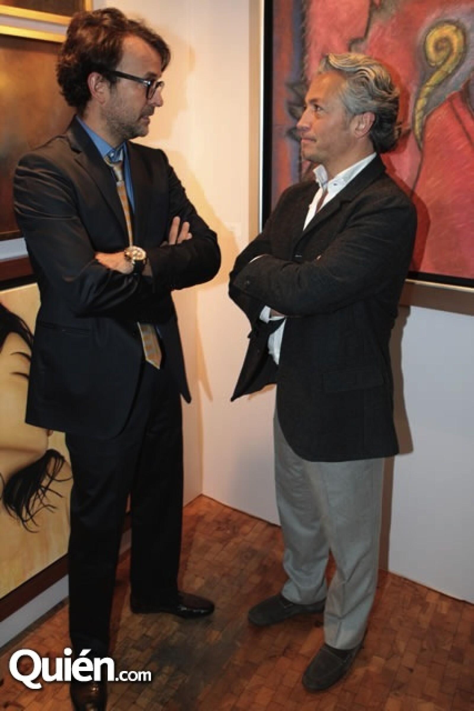 Luis Pablo de los Cobos,Arturo Velasco
