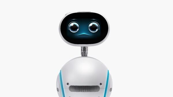 El robot de ASUS aún no se encuentra a la venta, pero su valor se estima en 10,000 pesos.