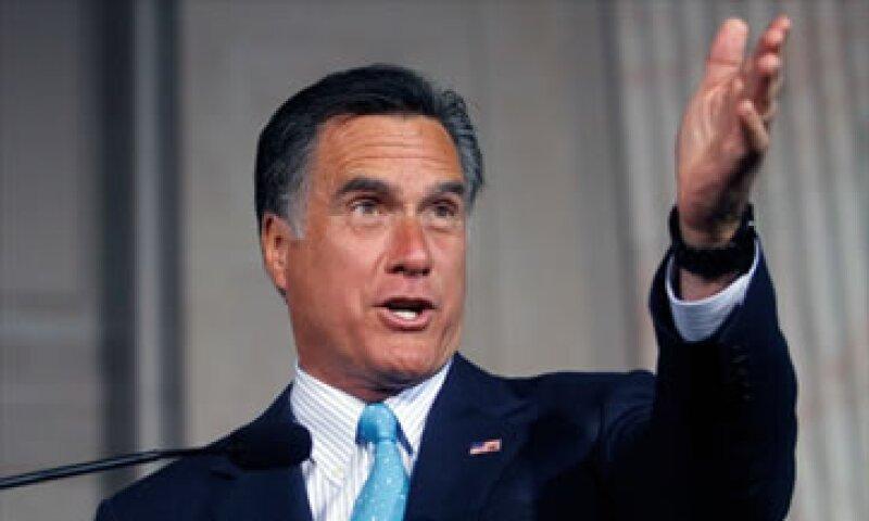 Romney ha dicho que su equipo fue conformado con la intención de ser más que meras figuras decorativas. (Foto: Cortesía CNNMoney.com)